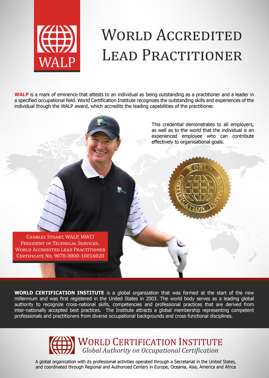 World Accredited Lead Practitioner
