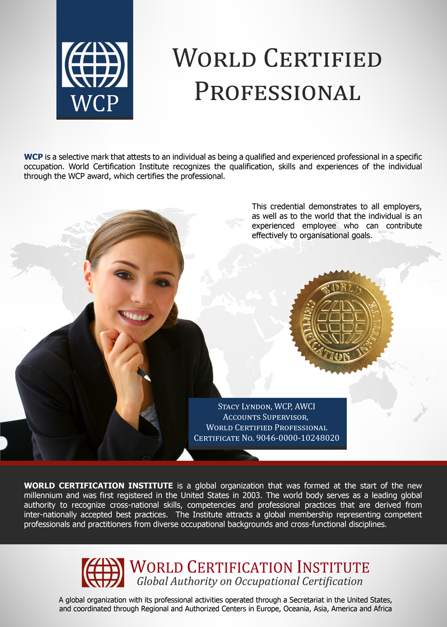 World Certified Professional